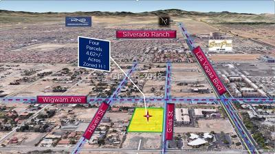 Las Vegas Residential Lots & Land For Sale: Giles Street