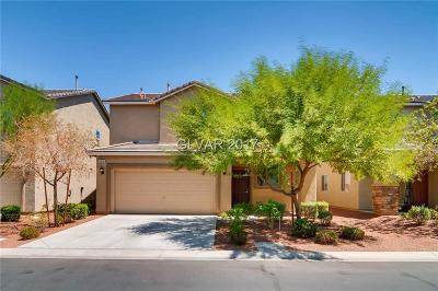 Las Vegas Single Family Home For Sale: 5516 Mercury Springs Drive