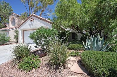 Single Family Home Contingent Offer: 1720 Imperial Cup Drive
