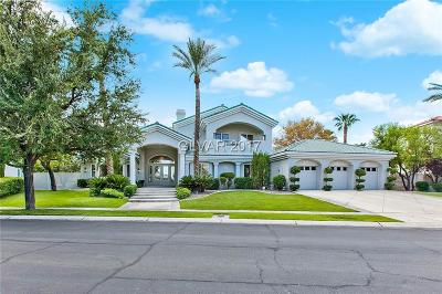 Single Family Home For Sale: 2025 Troon Drive