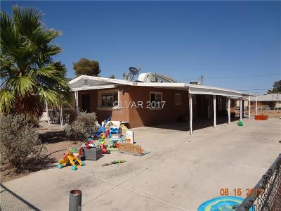 Las Vegas Single Family Home Contingent Offer: 2318 McCarran Street