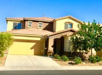 North Las Vegas Single Family Home For Sale: 3516 Pelican Brief Lane