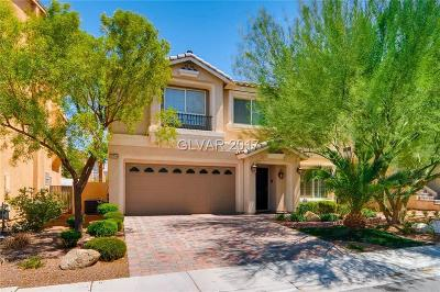 Henderson Single Family Home For Sale: 10740 Shasta Glow Court