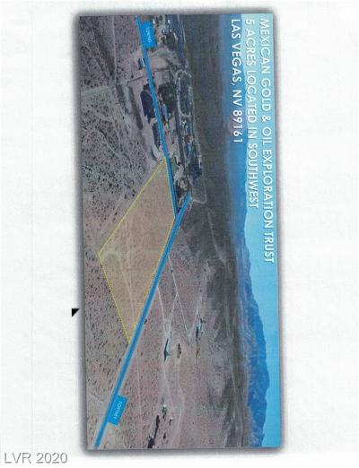 Las Vegas Residential Lots & Land For Sale: 175-14-801-001