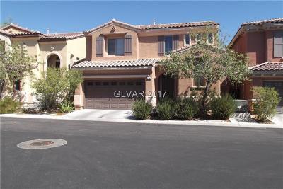 Blue Diamond, Boulder City, Henderson, Las Vegas, North Las Vegas, Pahrump Single Family Home For Sale: 8192 Whiteriver Plateau Lane