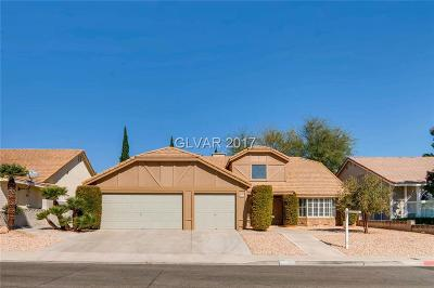 Las Vegas  Single Family Home For Sale: 6408 Vicuna Drive