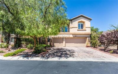 Las Vegas Single Family Home For Sale: 10008 Bryce Rose Avenue