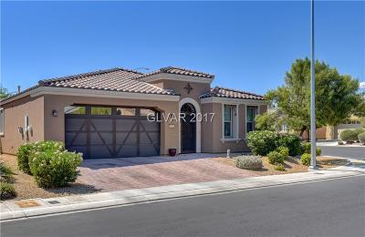 North Las Vegas Single Family Home For Sale: 5733 Serenity Haven Street