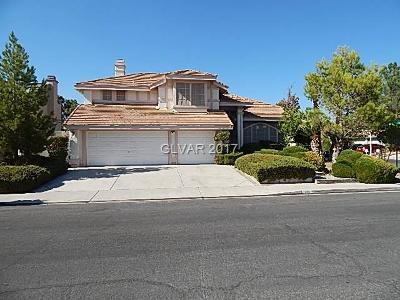 Single Family Home For Sale: 9712 Stellar View Avenue