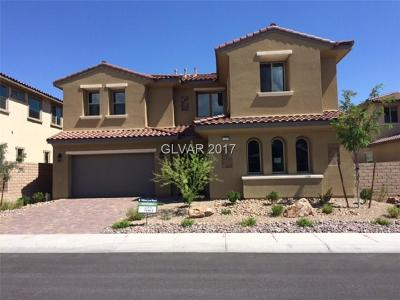 Henderson, Las Vegas Single Family Home For Sale: 12020 Attiva Avenue