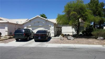 North Las Vegas Single Family Home For Sale: 3204 Lost Mesa Court
