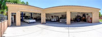 Las Vegas Single Family Home For Sale: 6817 Via Locanda Avenue