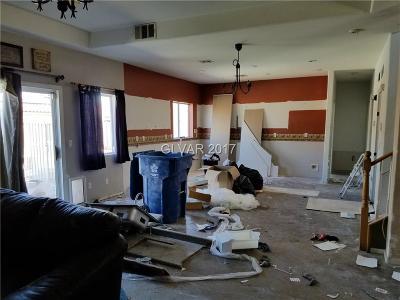 Las Vegas Single Family Home For Sale: 818 Elliot Park Avenue