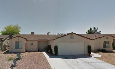 Las Vegas Single Family Home Contingent Offer: 4281 Riverstone Avenue