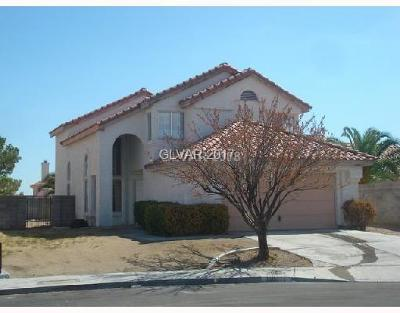 Las Vegas Single Family Home For Sale: 1960 Costello Circle