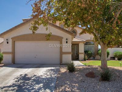 North Las Vegas Single Family Home For Sale: 1731 Rushing River Road