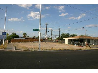 Las Vegas Residential Lots & Land For Sale: H St & W Byrnes Ave