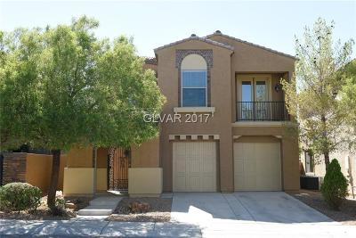 Henderson NV Single Family Home Contingent Offer: $389,900