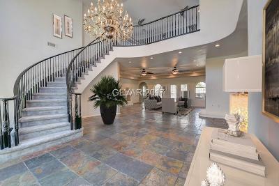 Henderson, Blue Diamond, Boulder City, Las Vegas, North Las Vegas, Pahrump Single Family Home For Sale: 9008 Bald Eagle Drive