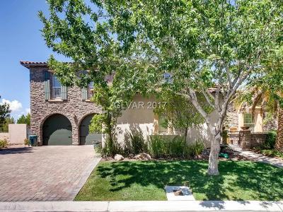 Henderson, Blue Diamond, Boulder City, Las Vegas, North Las Vegas, Pahrump Single Family Home For Sale: 11737 Oakland Hills Drive