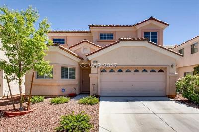 Las Vegas Single Family Home For Sale: 8028 Gallagher Island Street