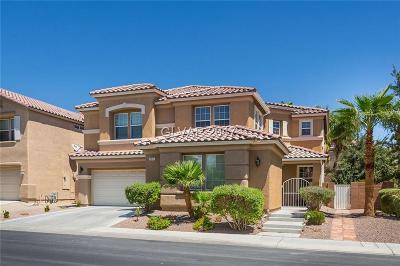 North Las Vegas Single Family Home For Sale: 2316 Mountain Rail Drive