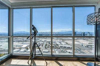Panorama Towers 1, Panorama Towers 2 High Rise For Sale: 4575 Dean Martin Drive #2806