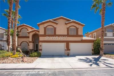 Las Vegas Single Family Home For Sale: 7764 Briana Renee Way