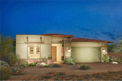 Las Vegas Single Family Home For Sale: 6867 Mojave Sage Court