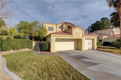 Las Vegas Single Family Home For Sale: 7452 Orange Haze Way