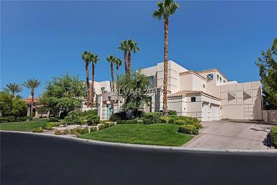 Las Vegas Single Family Home For Sale: 62 Innisbrook Avenue