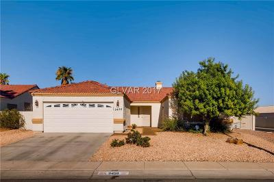 North Las Vegas Single Family Home For Sale: 3450 Shonna Way