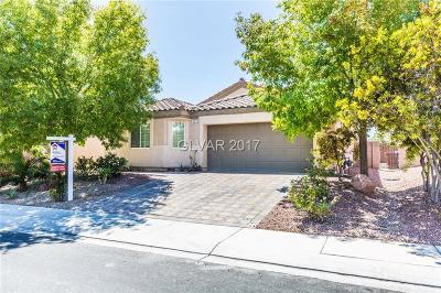 North Las Vegas Single Family Home For Sale: 325 Colorful Rain Avenue
