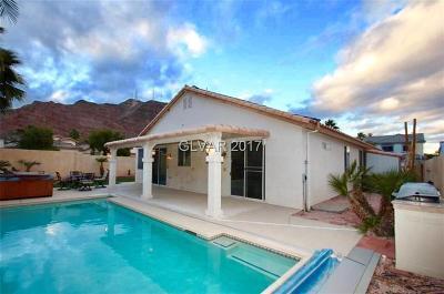 Henderson NV Single Family Home For Sale: $340,000