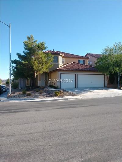 Las Vegas Single Family Home For Sale: 9883 Ridgehaven Avenue