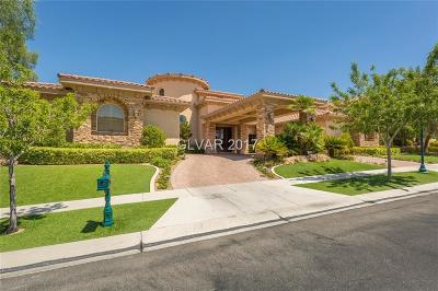 Boulder City, Henderson, Las Vegas, North Las Vegas Single Family Home For Sale: 1601 Villa Rica Drive