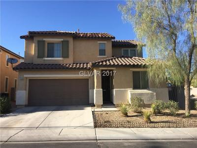 North Las Vegas Single Family Home For Sale: 1838 Bayhurst Avenue