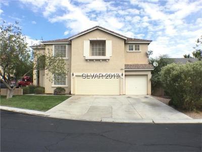 Las Vegas Single Family Home For Sale: 2078 Calandria Avenue