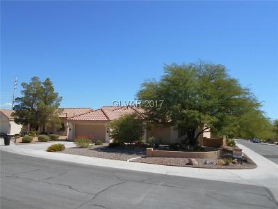 Las Vegas Single Family Home For Sale: 3100 Goodhope Court