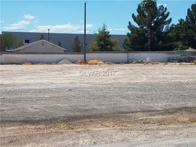 Las Vegas NV Residential Lots & Land For Sale: $204,900
