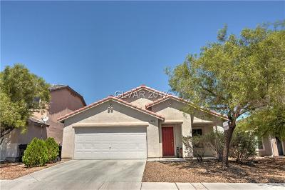 Las Vegas Single Family Home For Sale: 5016 Hadley Meadow Court