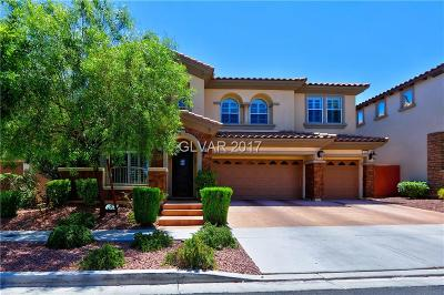 Las Vegas Single Family Home Contingent Offer: 11637 Bradford Commons Drive