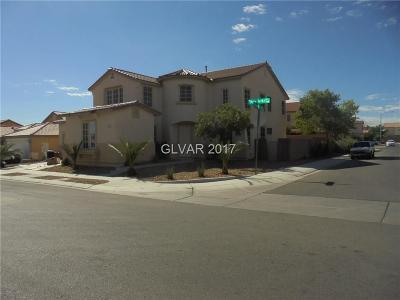 Las Vegas Single Family Home For Sale: 7627 Mesa Verde Lane