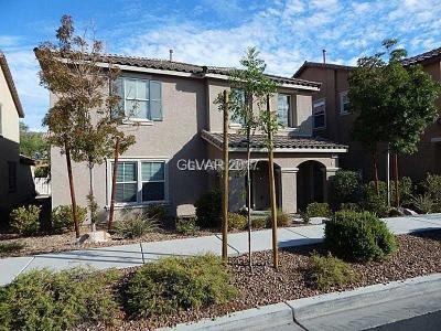 Henderson Single Family Home For Sale: 3212 Jevonda Avenue
