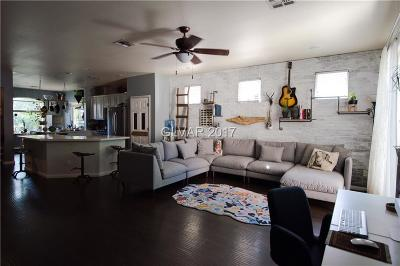 Las Vegas Single Family Home For Sale: 4646 Ondoro Avenue
