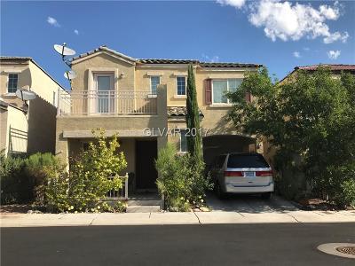 Las Vegas NV Single Family Home For Sale: $210,000