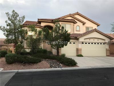 Las Vegas Single Family Home For Sale: 10534 Torre De Nolte Street