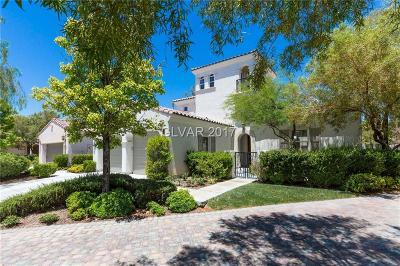 Las Vegas Single Family Home For Sale: 11824 Kingsbarns Court
