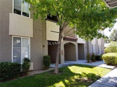 Las Vegas Condo/Townhouse For Sale: 9000 South Las Vegas Boulevard #1193