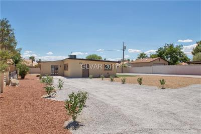 Clark County Single Family Home Contingent Offer: 5439 Alfred Drive